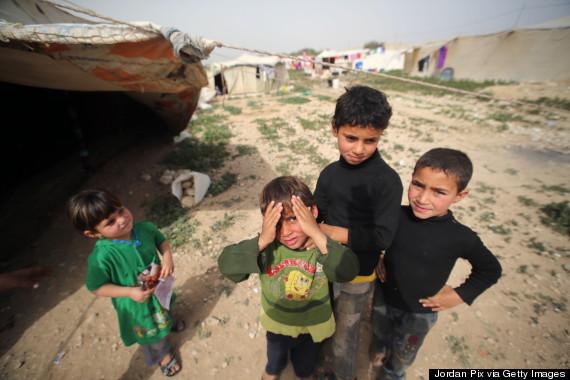 jordan refugee
