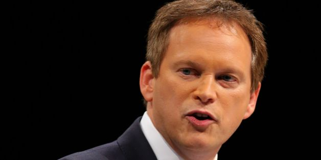File photo dated 29/09/13 of Conservative Party Chairman Grant Shapps as he has suggested that the BBC could face a cut in the licence fee or even have to compete with other broadcasters for a share of the money unless it rebuilds public trust and becomes more transparent.