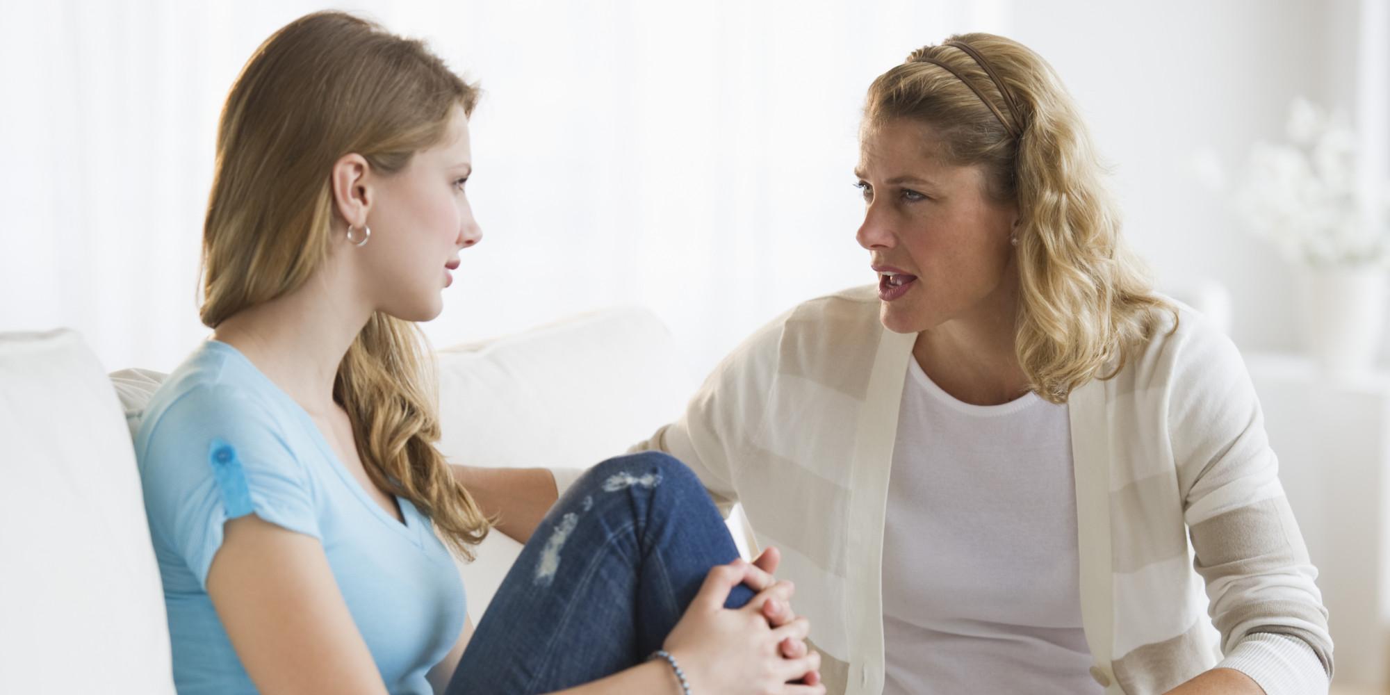 parent family teen