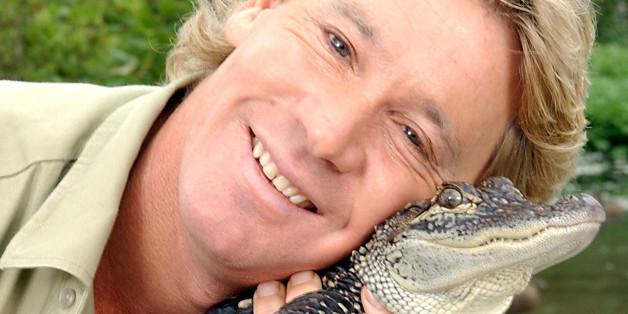 Bevor er starb, sagte Steve Irwin etwas unglaublich Wahres über die Menschheit