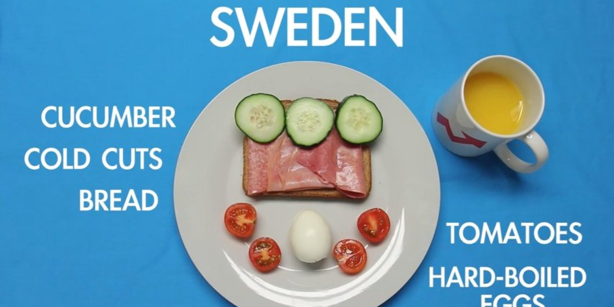 Ever Wonder What The Rest Of The World Is Eating For Breakfast - Breakfast around world