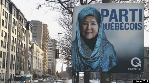 pauline marois hijab