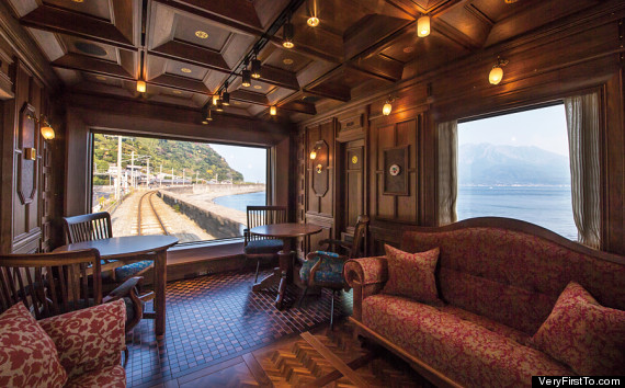 seven stars luxury train