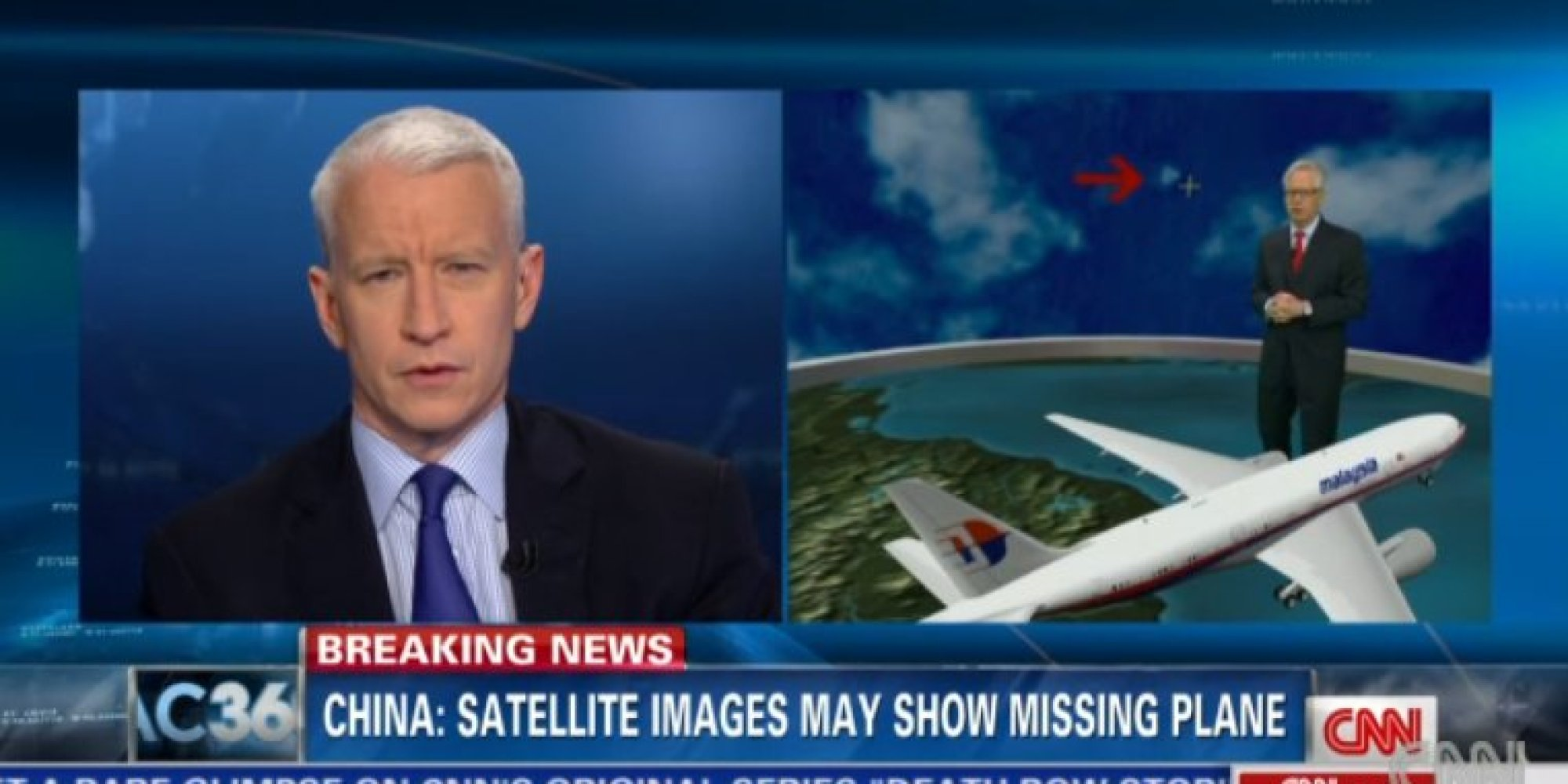 CNN World News Picture: CNN On The Defensive About Malaysia Flight Coverage