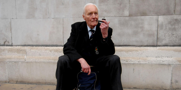 File photo dated 08/10/07 of Tony Benn. The veteran politician died at home today at the age of 88, his family said in a statement.