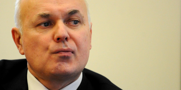 File photo dated 15/1/2008 of Work and Pensions Secretary Iain Duncan Smith who has announced that the Government's controversial benefits cap is now fully in place across the country.
