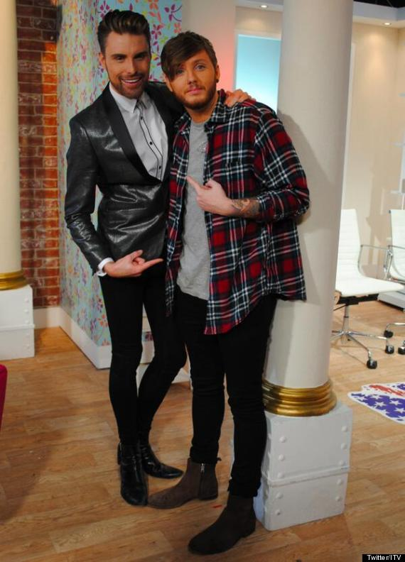 james arthur rylan clark