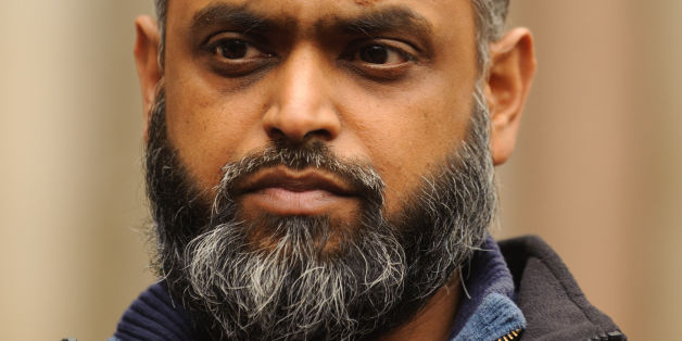 File photo dated 05/10/12 of former Guantanamo Bay detainee Moazzam Begg who will appear in court today, charged with Syria-related terror offences.