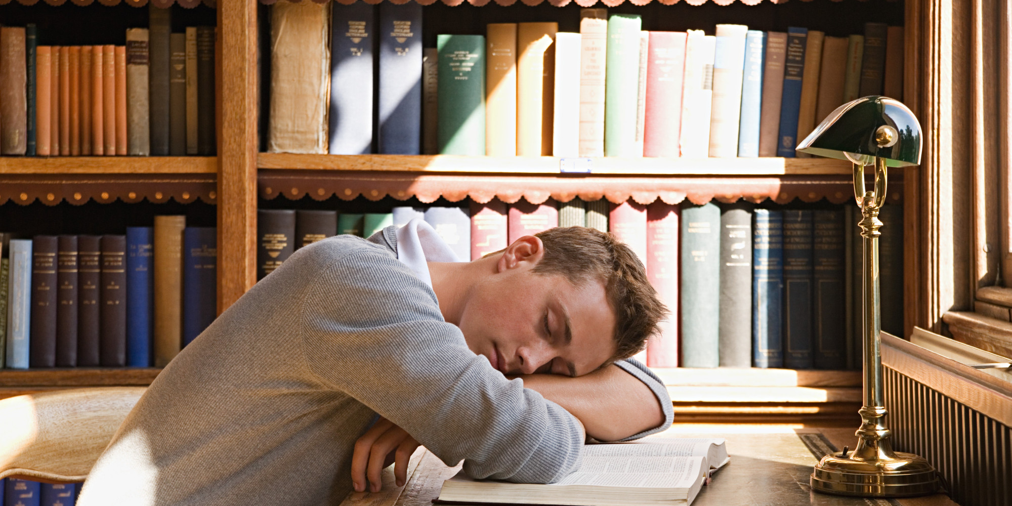the ivy league has a sleeping problem