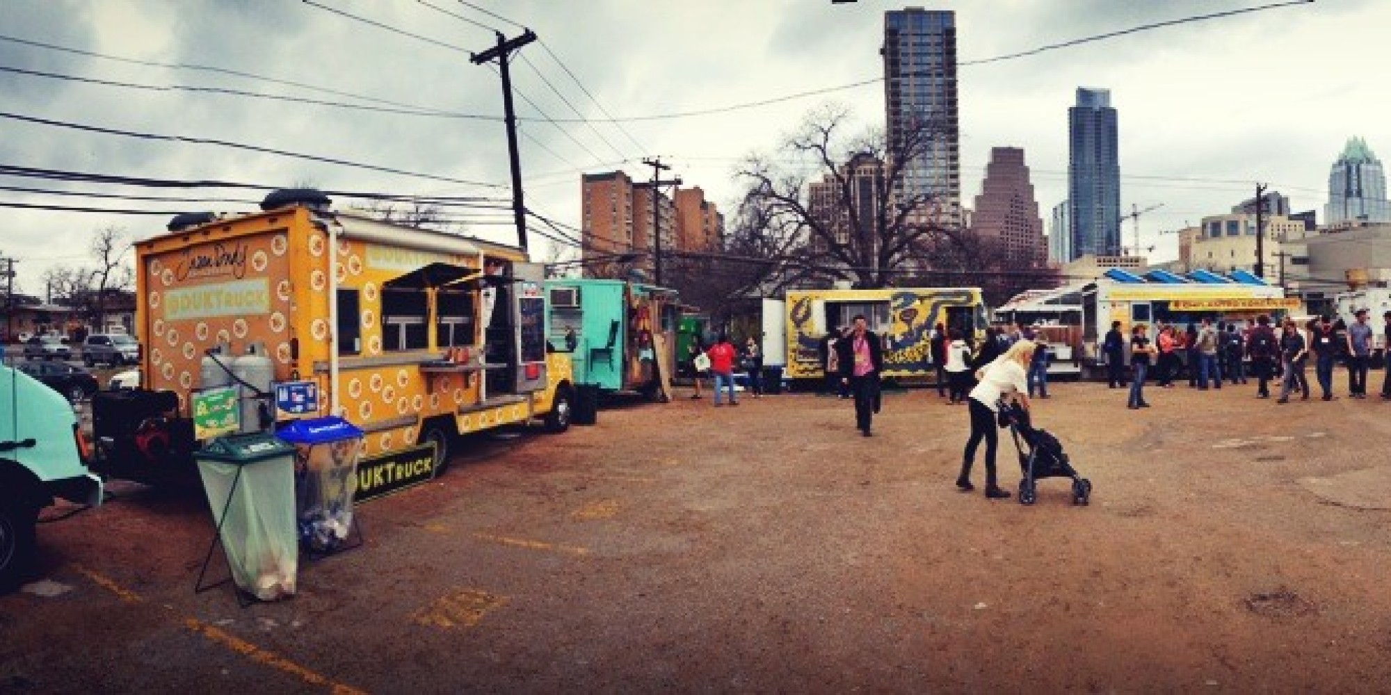 Best Food Trailer Parks Austin