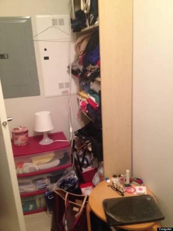 vancouver small closet