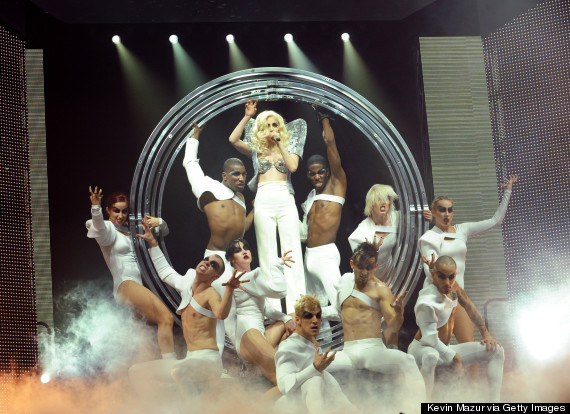 gaga monster ball