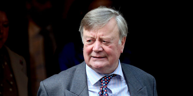 File photo dated 05/09/12 of veteran Conservative Ken Clarke who wiill stand for re-election in 2015, ending speculation he was set to retire after more than 40 years in Parliament.