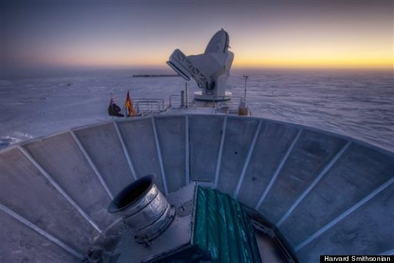 Big Bang Discovery: Physicists Hail Cosmic 'Holy Grail' As Nobel Prize Beckons