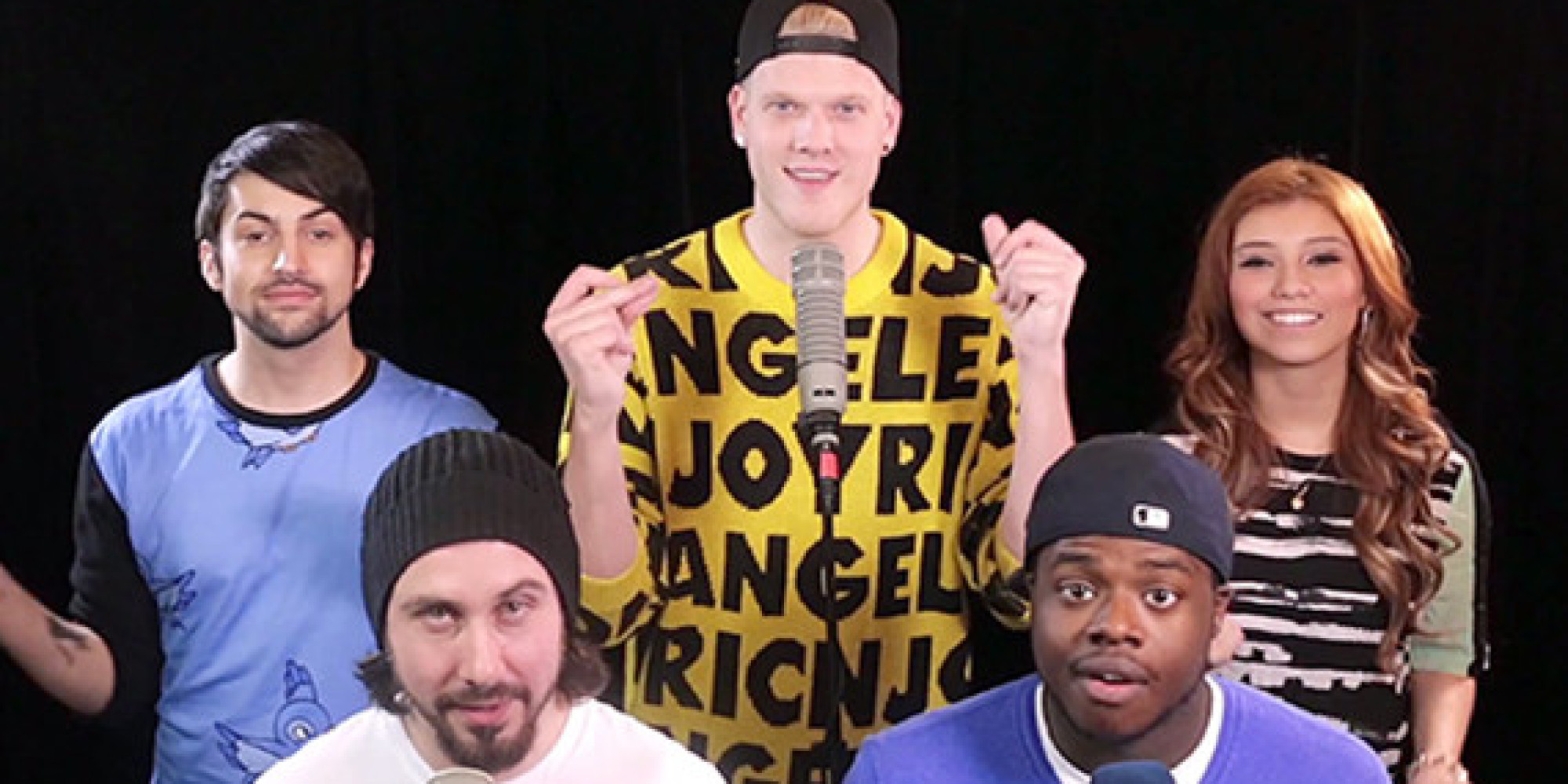 pentatonix will make you happy with their a cappella