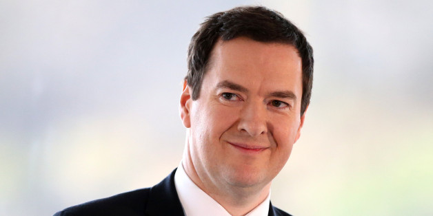 Embargoed to 0001 Wednesday March 12 File photo dated 13/02/14 of Chancellor of the Exchequer George Osborne who should use next week's Budget to deliver a £5.4 billion National Insurance (NI) break for businesses, a think-tank has recommended.