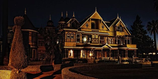 Winchester Mystery House Cafe
