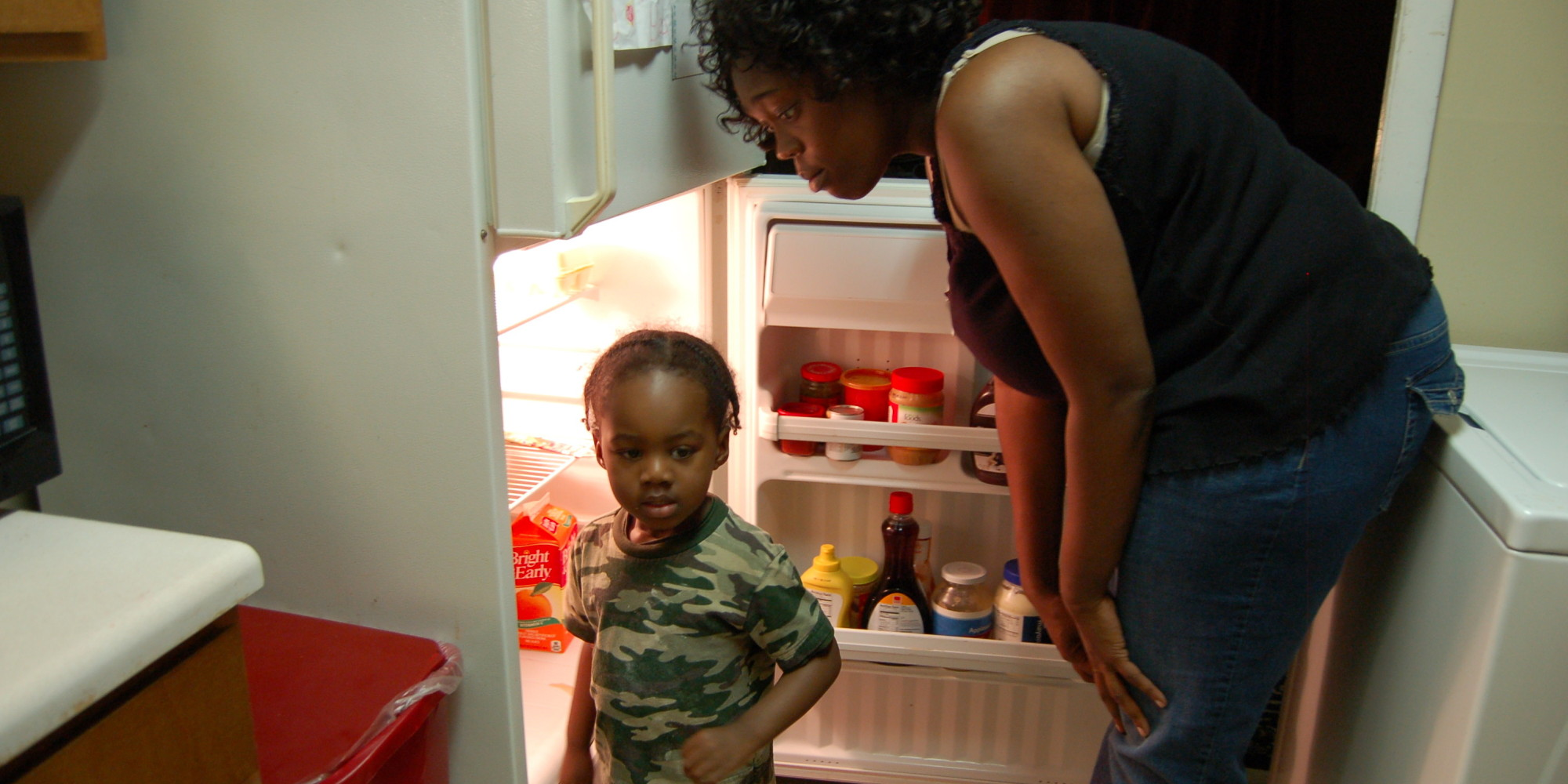 How A Government Computer Glitch Forced Thousands Of Families To Go Hungry