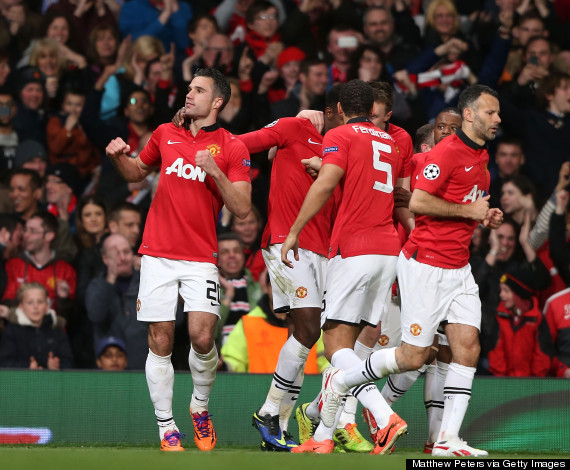 manchester united olympiakos