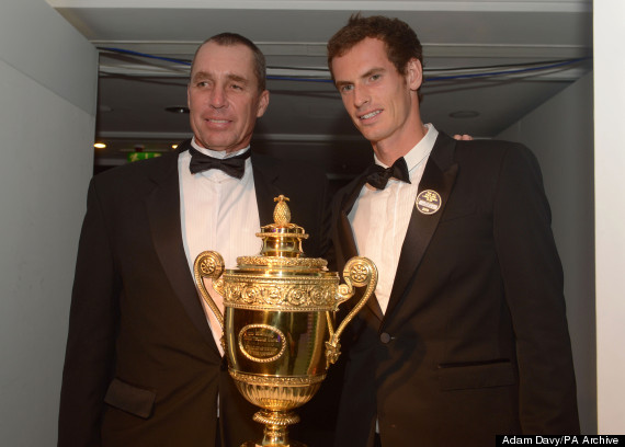 andy murray ivan lendl