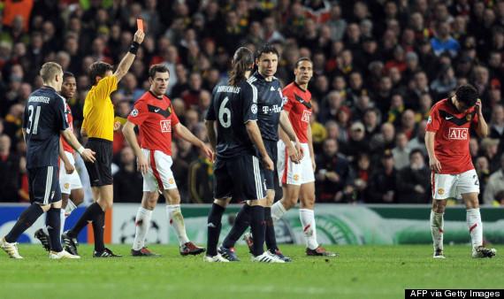bayern munich manchester united 2010