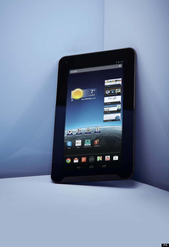 aldi tablet