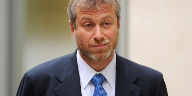 File photo dated 31/10/2011 of Chelsea FC owner Roman Abramovich.