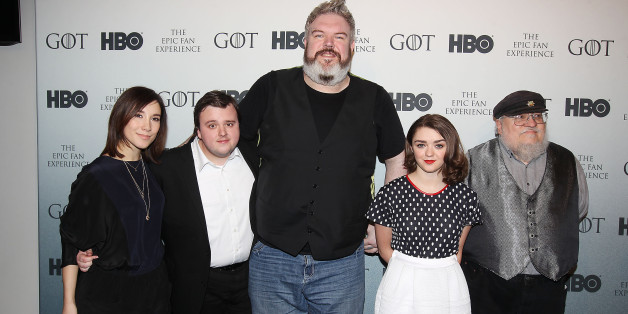 'Game Of Thrones' Cast, George R.R. Martin Surprise Thousands Of Fans At Screening Event