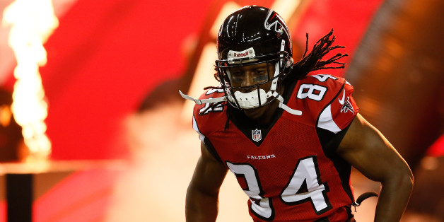 Roddy White Lost A Bet To A Fan But Doesn't Want To Pay In Full