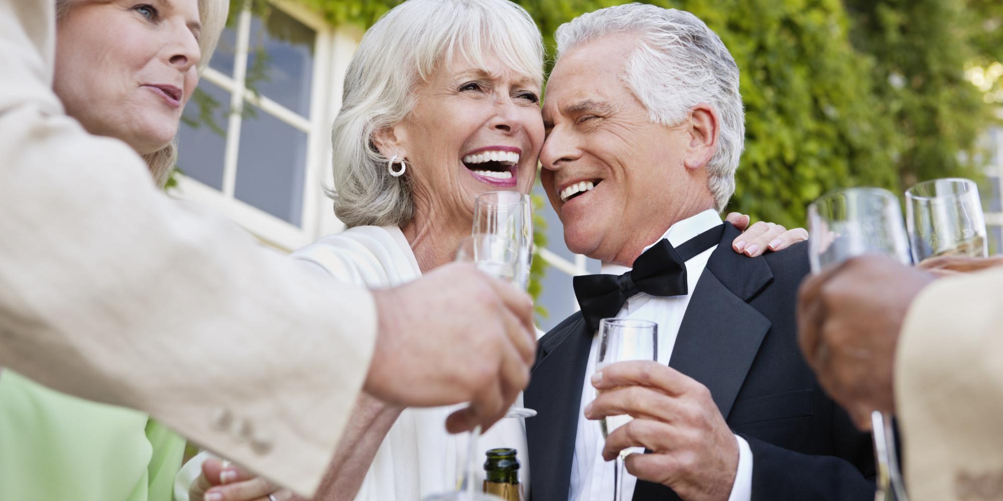 Поздравление бабушки со свадьбой