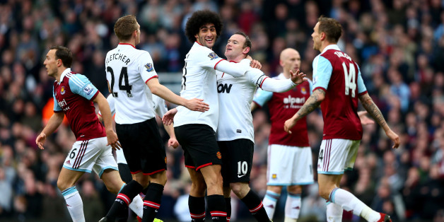 Rooney takes the acclaim following his thumping opener