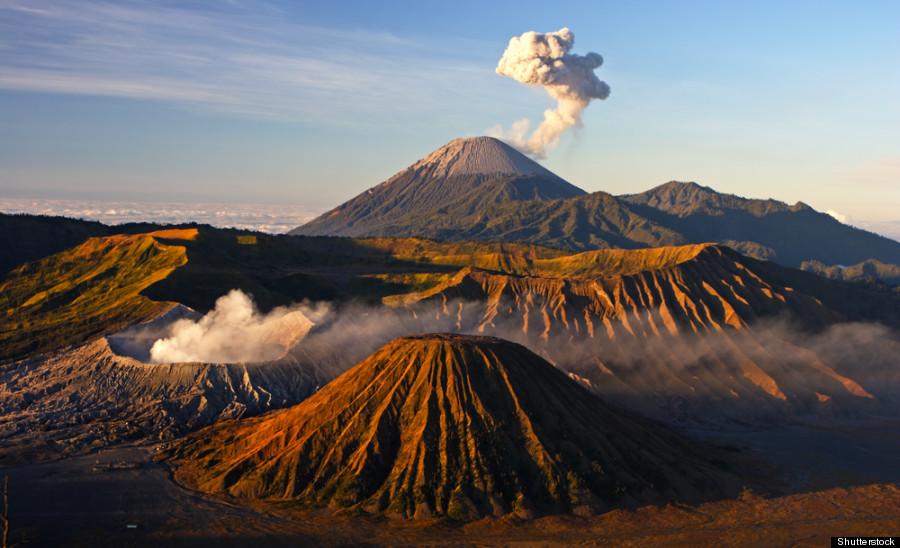 adventure travel volcano hikes