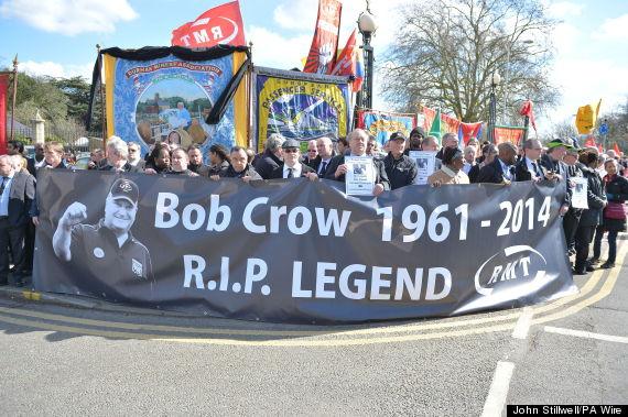 bob crow