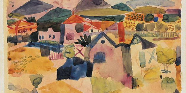 Centenaire du voyage en Tunisie des peintres Paul Klee, Auguste Macke et Louis Moilliet