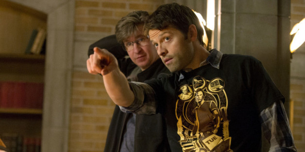 Misha Collins Of 'Supernatural' On Directing, Angels, The Spinoff And Castiel's Future