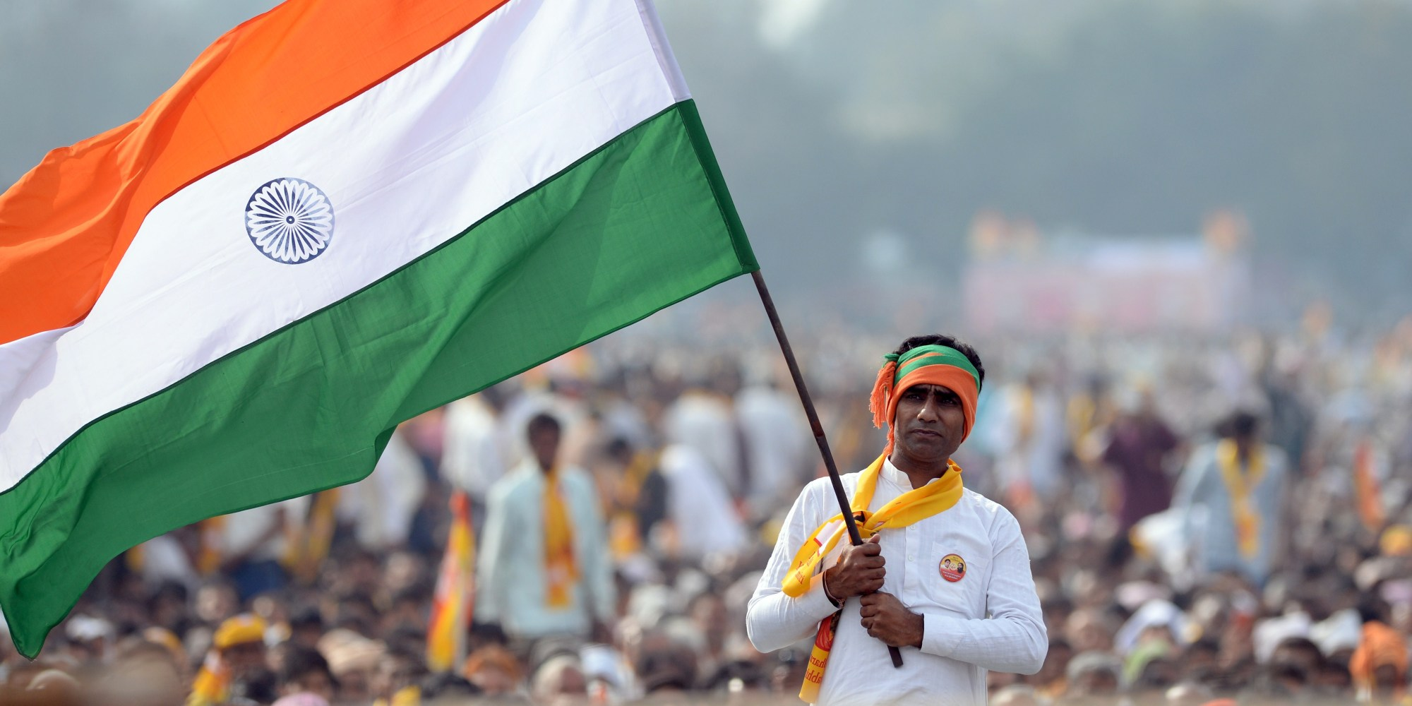 india the biggest democracy on the
