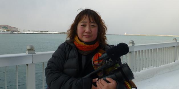 映像作家・坂上香さん