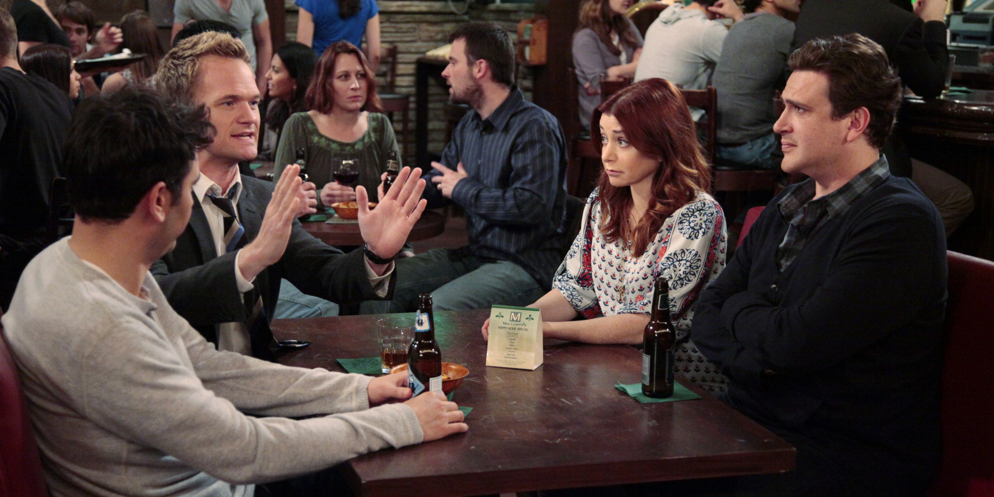 How I Met Your Mother Propmaster Explains Most Memorable Objects
