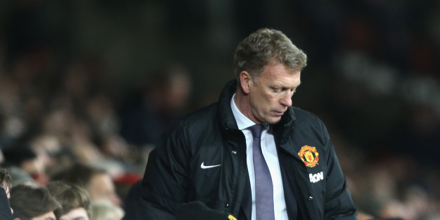 Moyes has suffered 10 league defeats this season with United