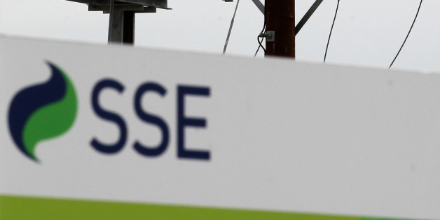 File photo dated 21/07/11 of an SSE logo at the SSE Training Centre in Perth as the energy firm became the latest firm to announce savings from the Government's green levy shake-up with plans to cut dual fuel prices by 3.5\% from March 24.