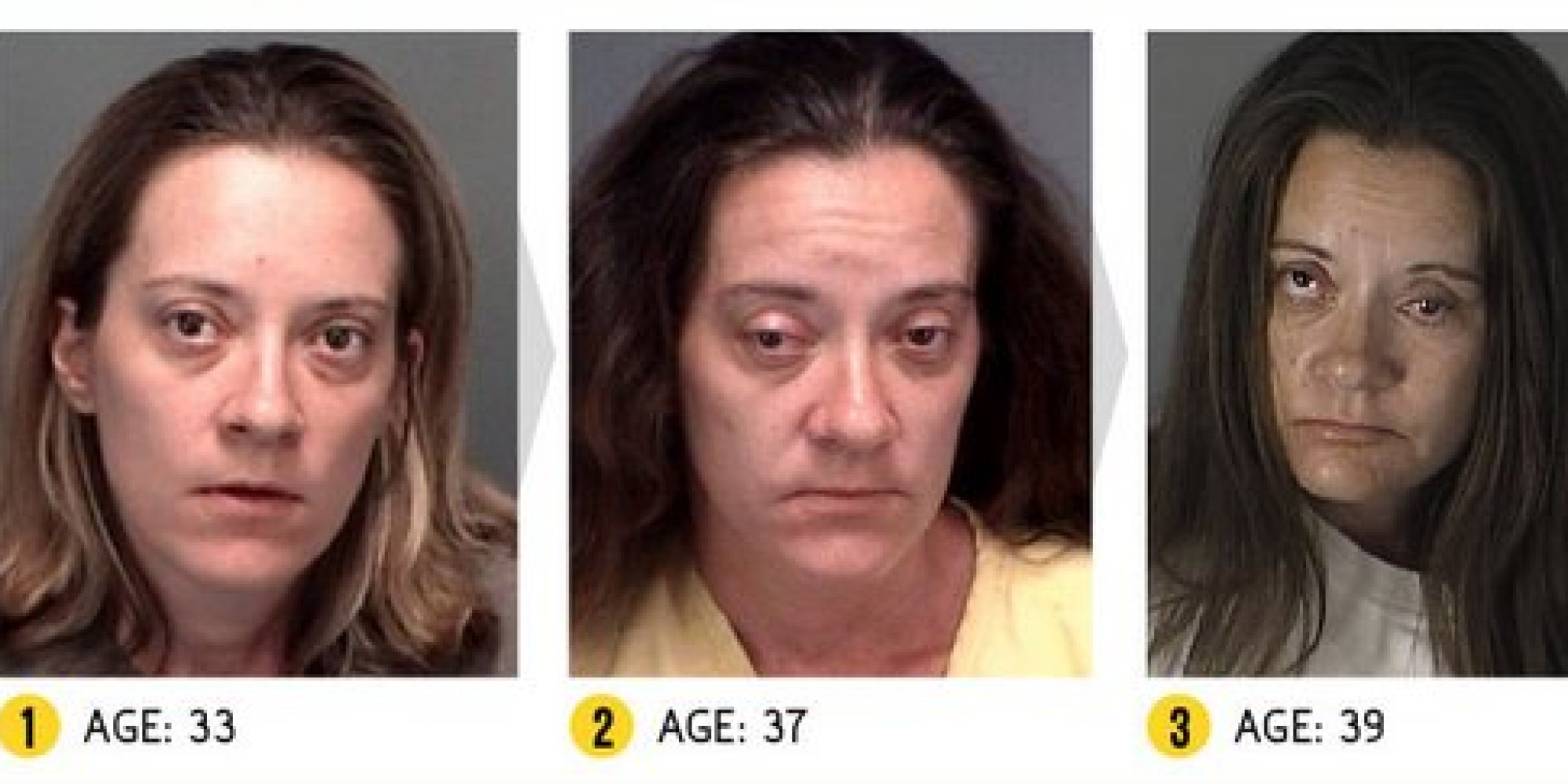 Mother Shares Before and After Photos of Meth Addiction ...