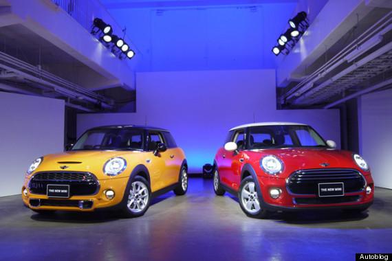 BMWグループ ジャパン、3代目となる新型「MINI」の日本仕様を発表!