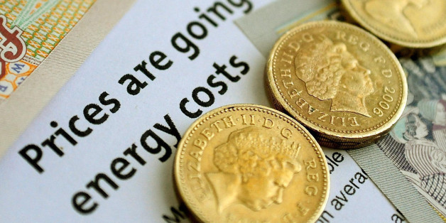"File photo dated 22/04/12 of money with energy bills as households have been urged to ""fight back"" as they face the almost certain prospect of industry-wide energy price hikes."