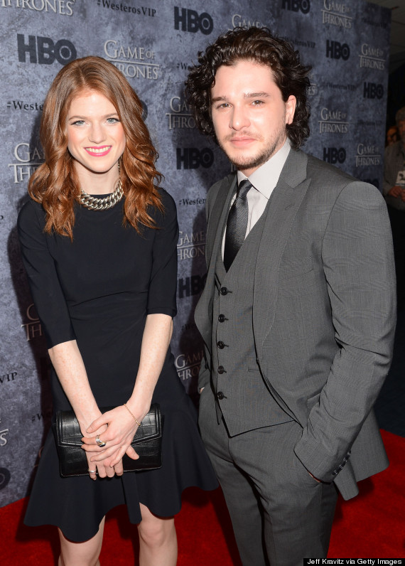 kit harington rose