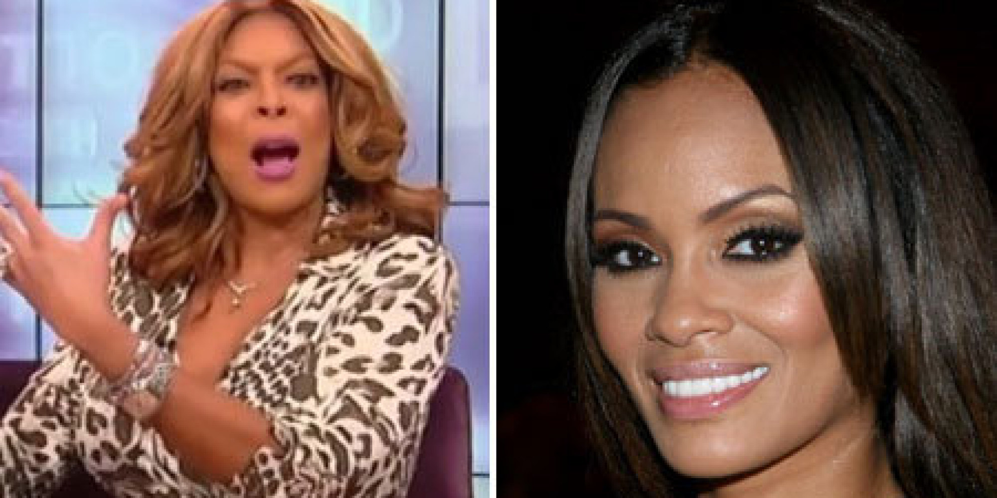 Evelyn Lozada Blasts Wendy Williams For Calling Her New Born Son A ...