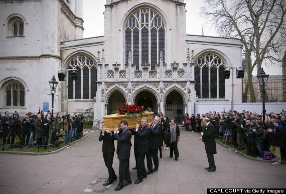 tony ben funeral
