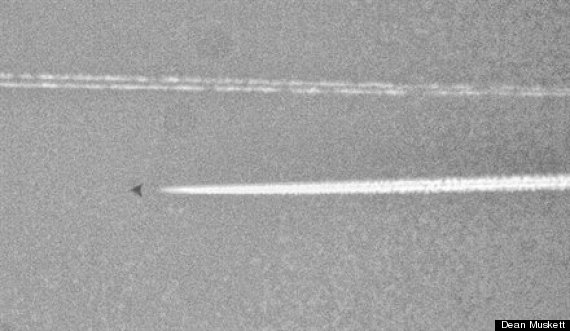 mystery plane b£w