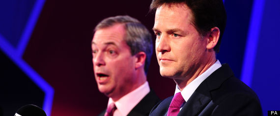 clegg farage debate