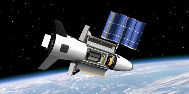 Air Force's X-37B Space Plane Shatters Orbital Endurance Record