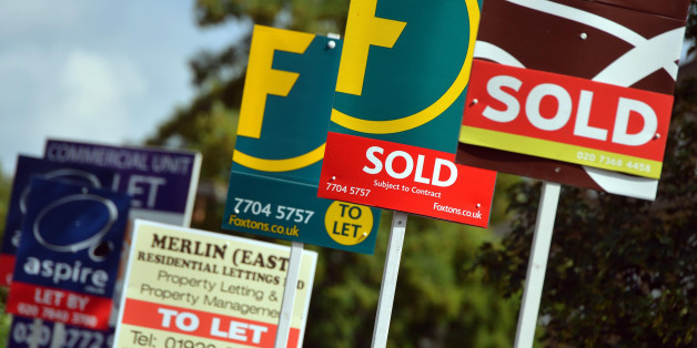Embargoed to 0001 Thursday March 6 File photo dates 09/08/13 of Estate Agent's boards as the Government has failed to demonstrate whether its £3.7 billion Help To Buy equity loan mortgage scheme is giving value for money, the spending watchdog has warned.